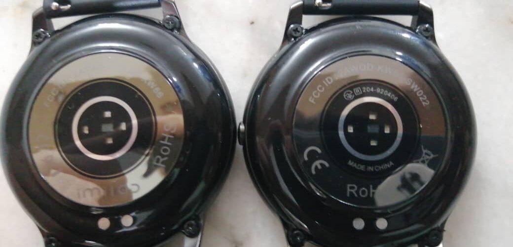 نسخه جدید ساعت imilab kw66 چه تفاوتی با نسخه قبلی دارد؟