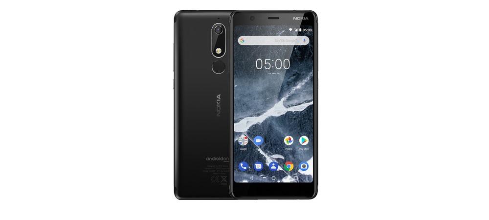 قیمت گوشی نوکیا 5.1