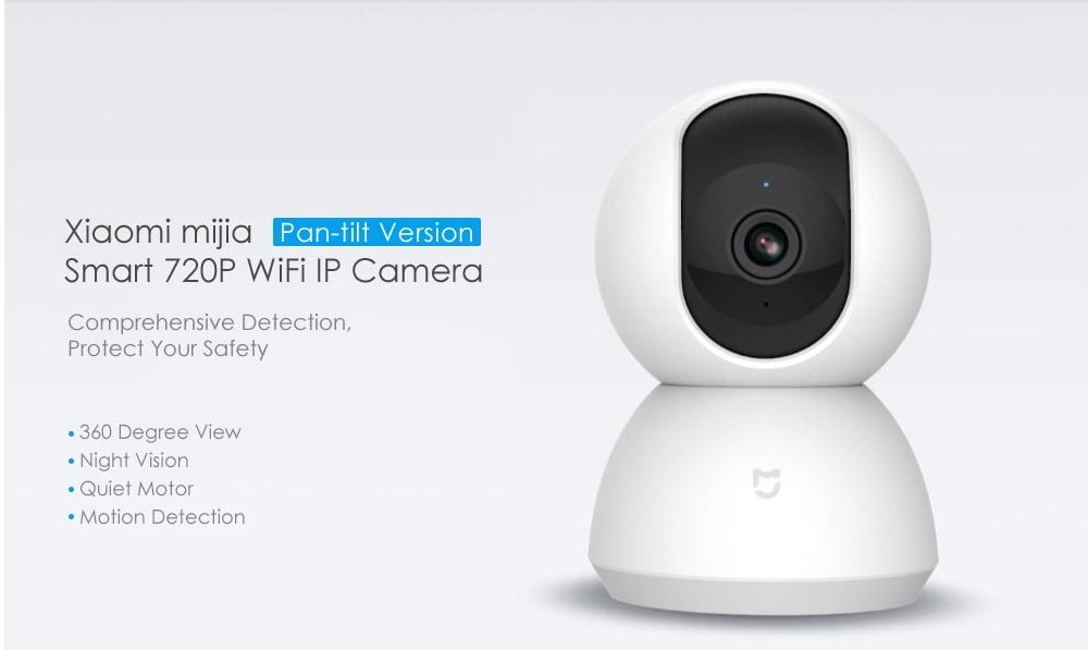 دوربین هوشمند تحت شبکه PTZ میجیا - Xiaomi Mijia Smart PTZ Camera