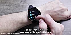 جعبه گشایی و بررسی اولیه Xiaomi Watch Color
