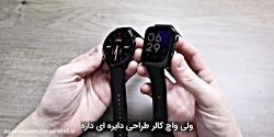 مقایسه ساعت هوشمند Xiaomi Mi Watch با Watch Color