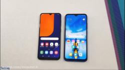 تست سرعت و دوربین بین Xiaomi Redmi Note 8 و Galaxy A50s