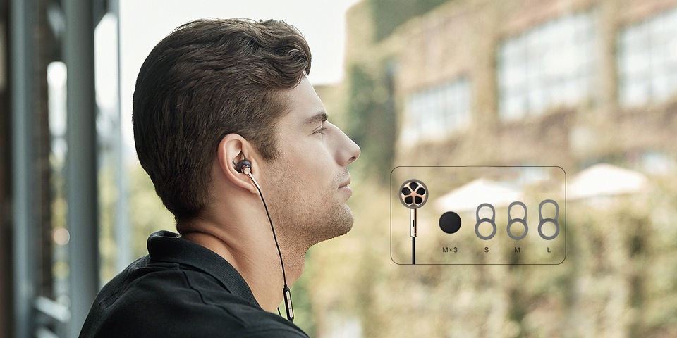هندزفری شیائومی 1More Ceramic Dual Driver In-Ear Headphones