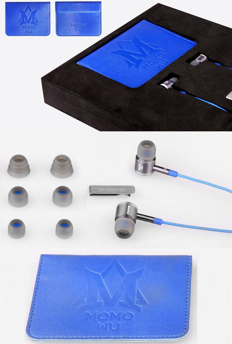 هندزفری شیائومی 1More MOMO In-Ear Headphones