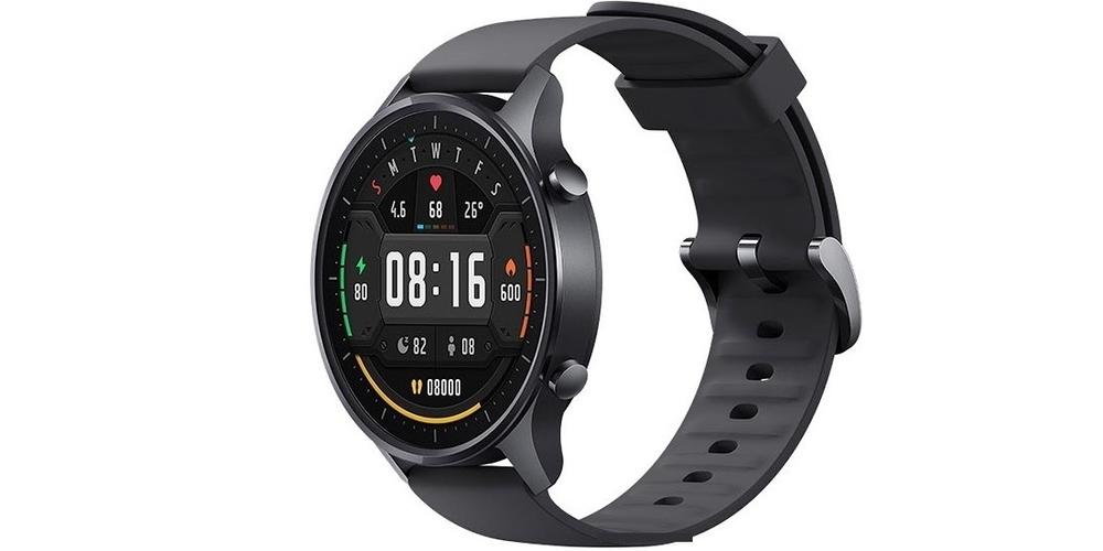 طراحی ساعت هوشمند شیائومی واچ کالر