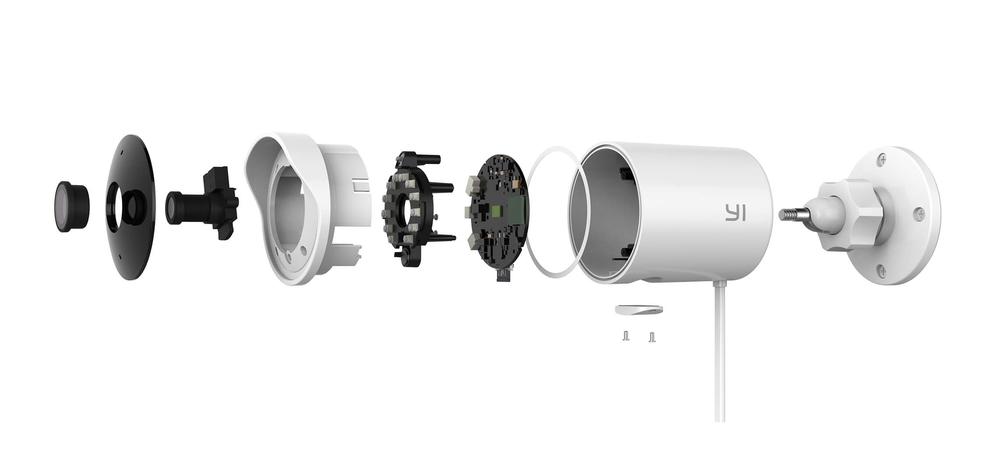 مشخصات فنی دوربین فضای باز YI
