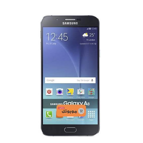 گوشی موبایل سامسونگ Galaxy A8 Duos