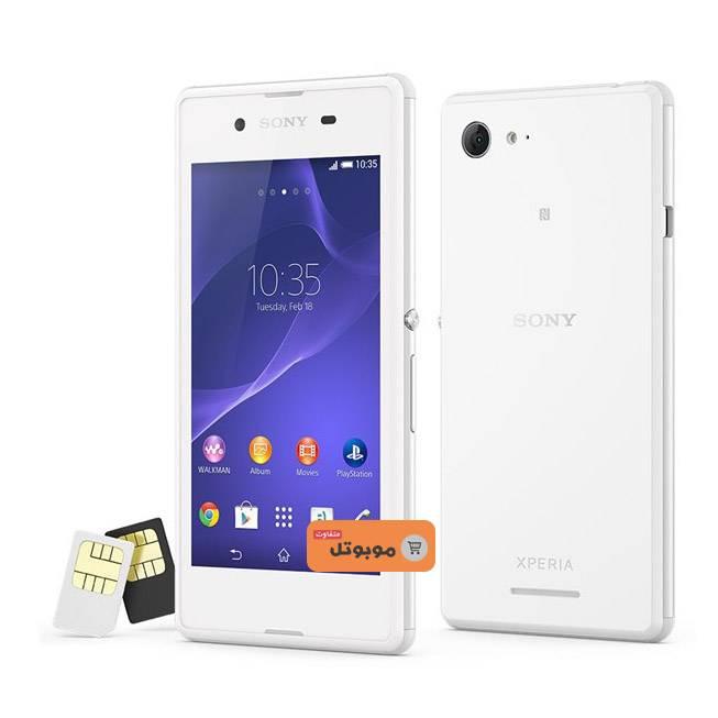 گوشی موبایل سونی Xperia E3 Dual