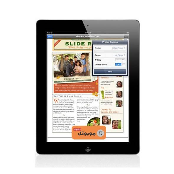 فروش آیپد 2 وای فای 3 جی