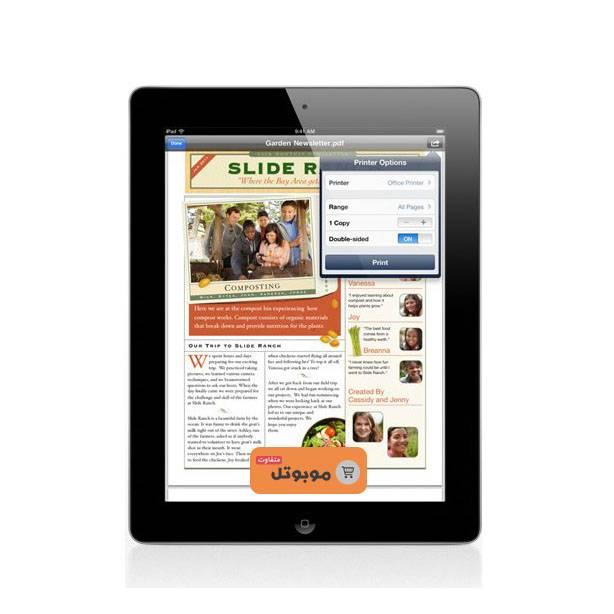 تبلت اپل iPad 2 Wi-Fi