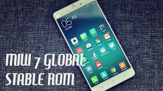 رام گولوبال و چینی Global & Chinese ROMs