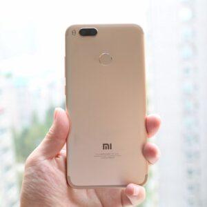 گوشی موبایل شیائومی می 5 ایکس (Xiaomi MI 5x)