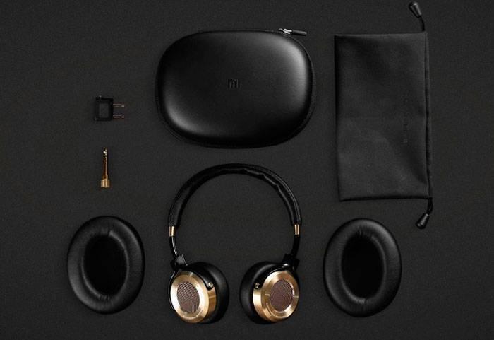 هدفون شیائومی Gold/Black