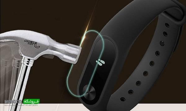 مشخصات، قیمت و خرید محافظ صفحه نمایش دستبند سلامتی شیائومی مدل Mi Band 2