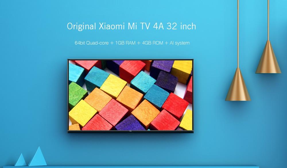 """تلویزیون شیائومی Xiaomi Mi TV 4A 32"""" 1/4 GB"""