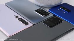 مقایسه سرعت شارژ بیسیم OnePlus 8 Pro و Mi 10 Pro و S20