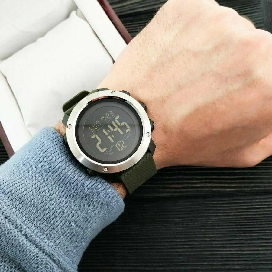مقد و بررسی ساعت دیجیتال اسکمی مدل 1416