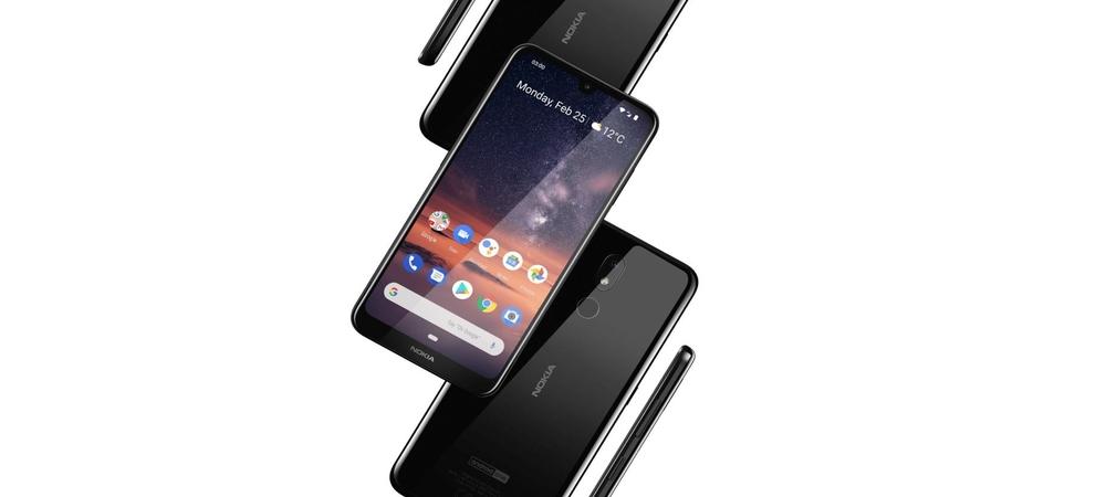 قیمت گوشی نوکیا 3.2