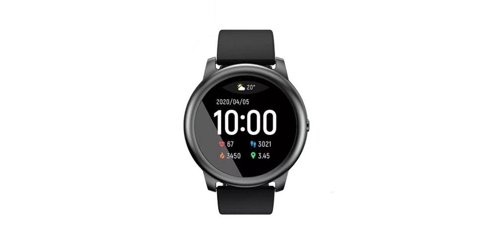 پایش فعالیتهای ورزشی با ساعت هوشمند شیائومی Haylou Solar LS05