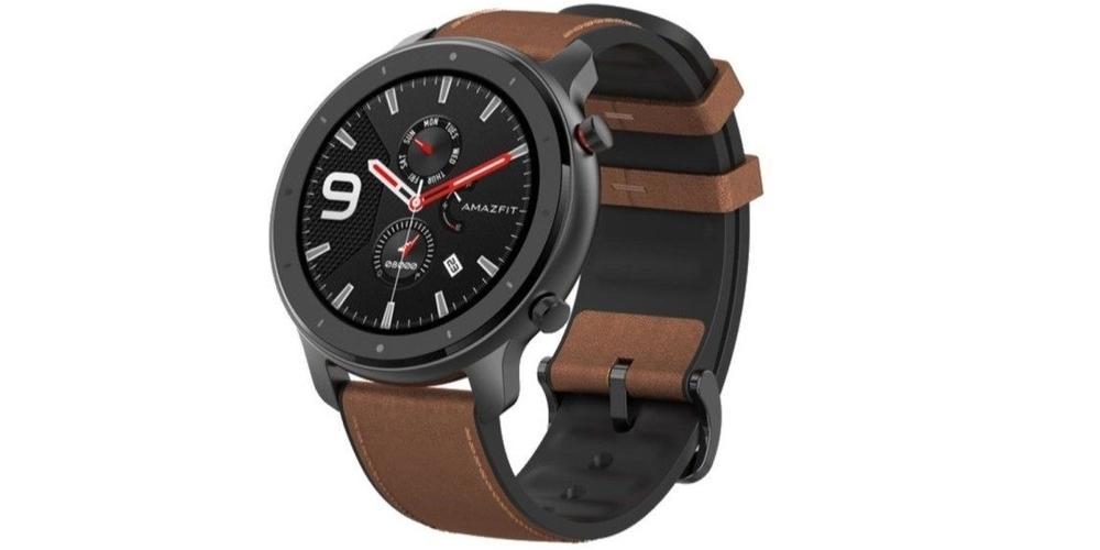 مشخصات ساعت هوشمند آمازفیت GTR