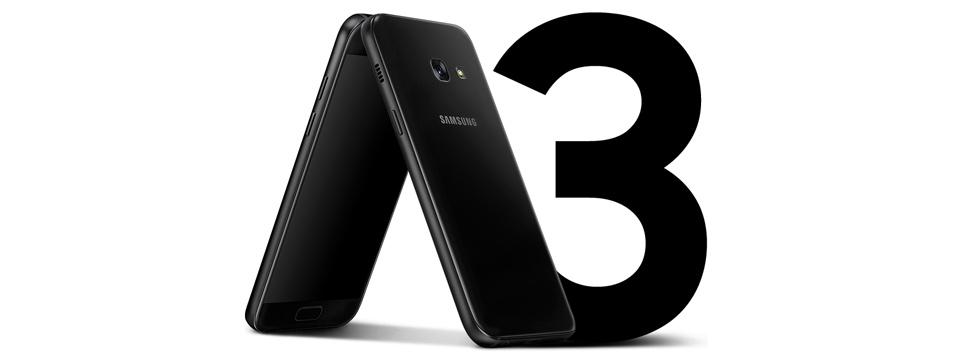 گوشي موبايل سامسونگ گلکسی آ 3 (Galaxy A3 2017)