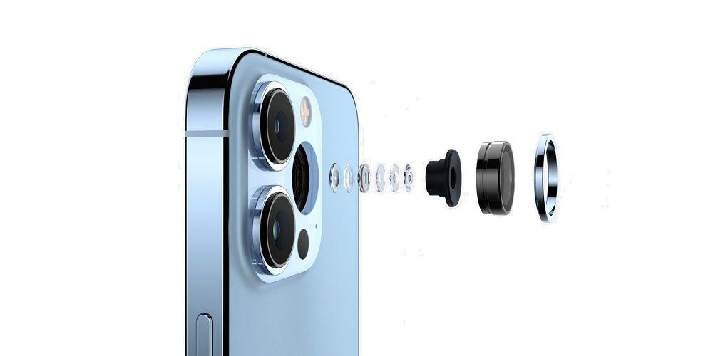 دوربین آیفون 13 پرو مکس