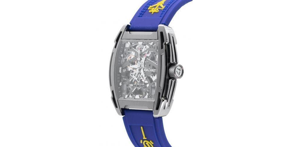 طراحی ساعت سیگا دیزاین Z