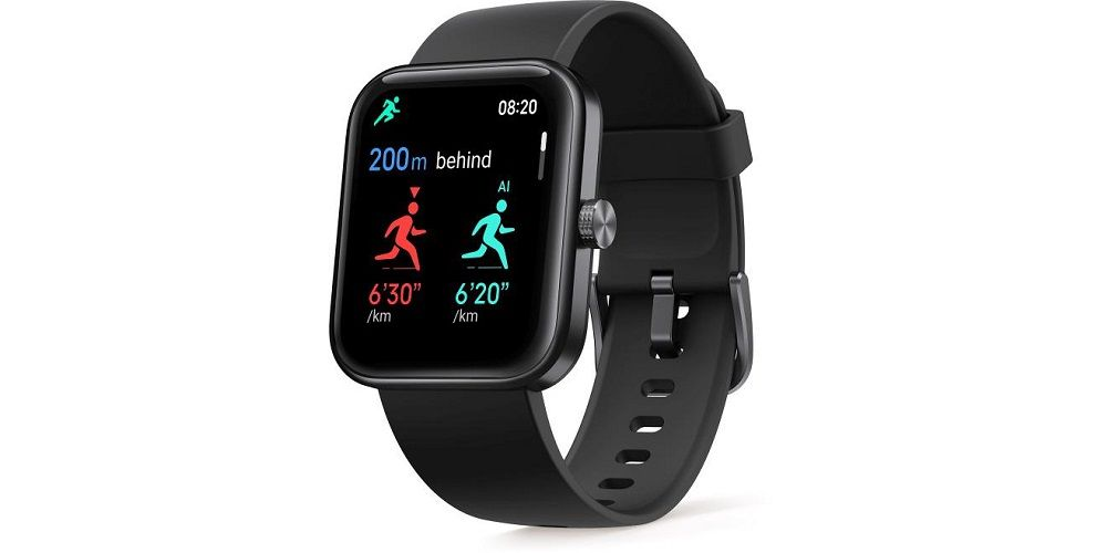 صفحه نمایش ساعت هوشمند مایمو