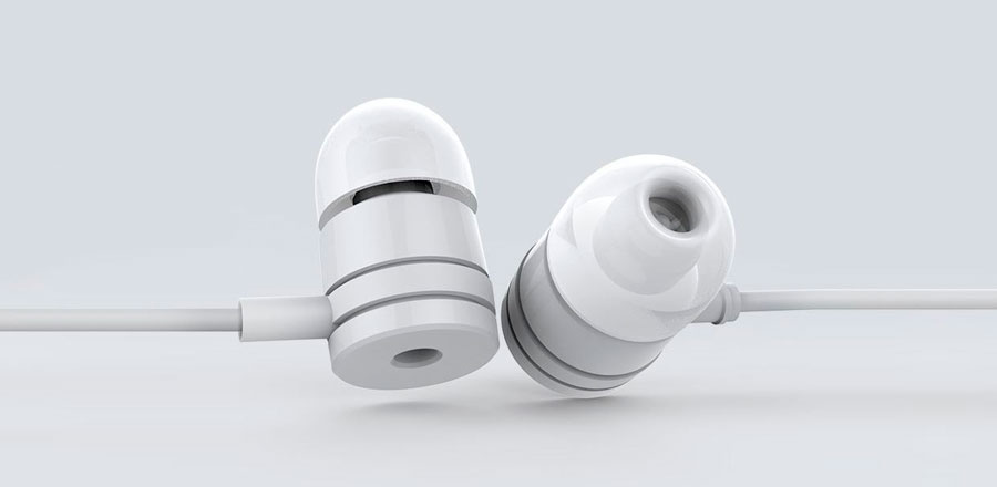 هندزفری شیائومی Xiaomi Mi In-Ear Headphones Basic RM 25