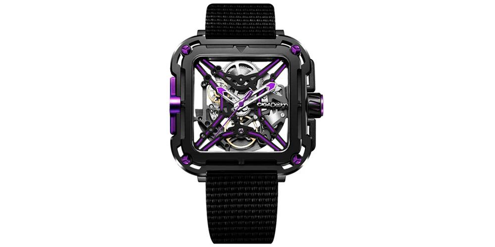 مشخصات ساعت شیائومی سیگا دیزاین X