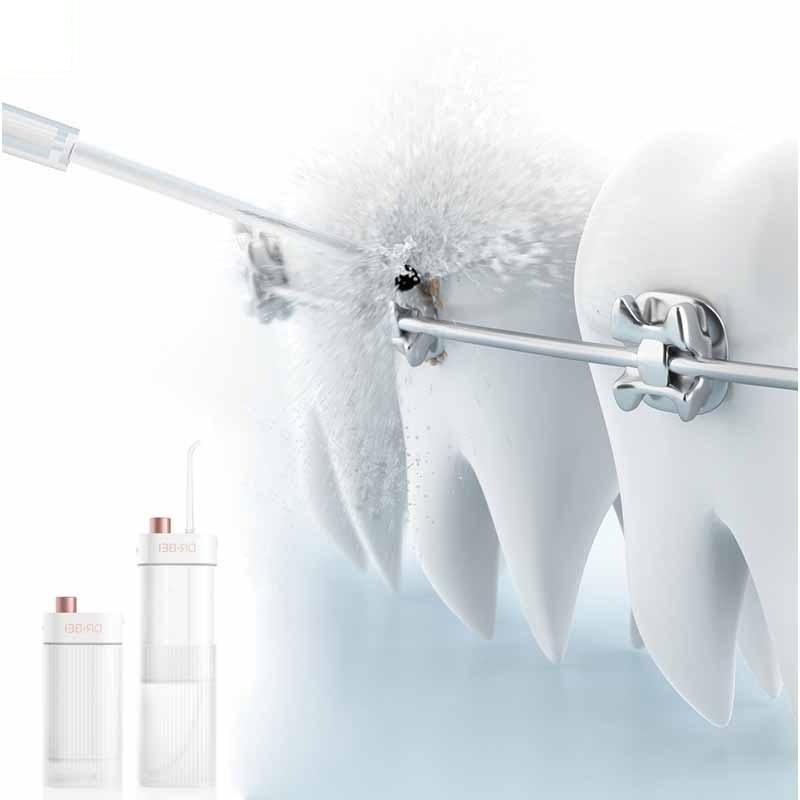 مزیت واتر جت دندان شیائومی Dr.B مدل F3