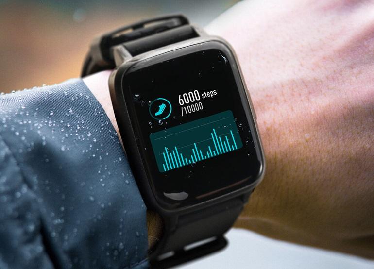 گام شمار ساعت هوشمند شیائومی مدل Haylou LS01