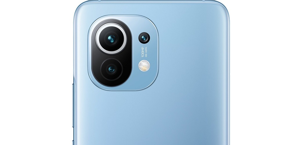 دوربین گوشی Xiaomi Mi 11
