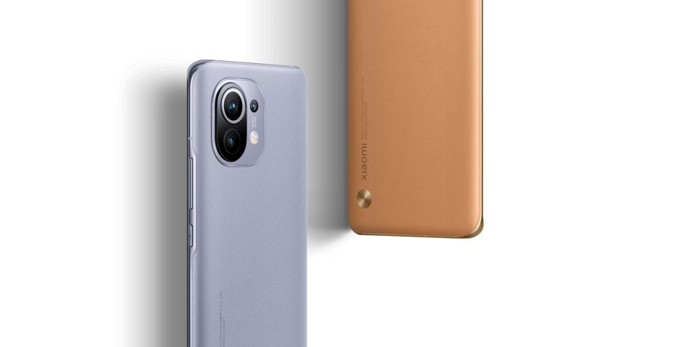 طراحی گوشی Xiaomi Mi 11