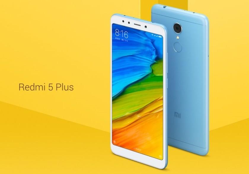 گوشی شیائومی ردمی 5 پلاس (64 گیگ) – Xiaomi Redmi 5 Plus