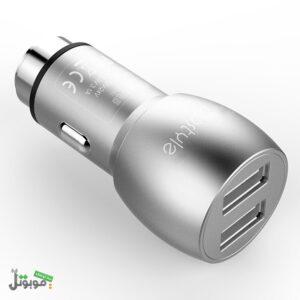 شارژر فندکی Dostyle DC101 3.1A با دودرگاه USB