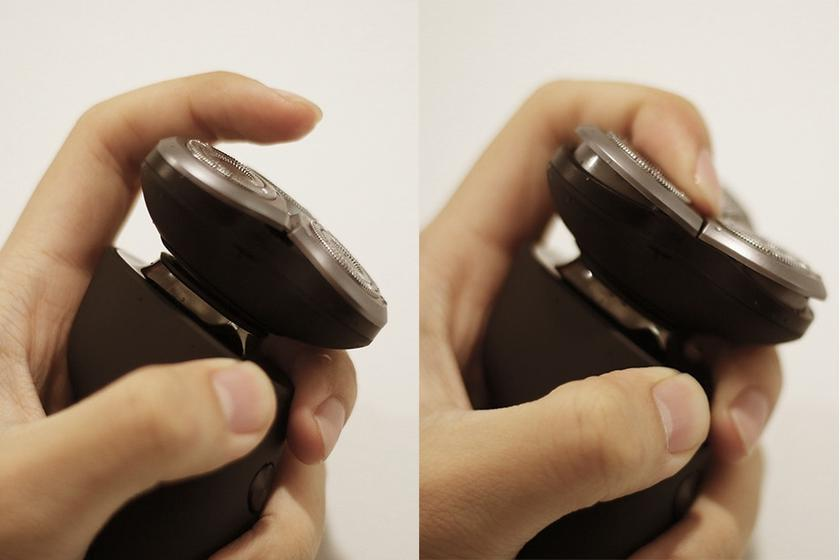 ریش تراش سه تیغ شیائومی Electric shaver Xiaomi Mijia