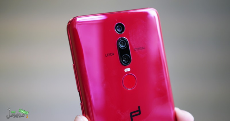 گوشی هواوی میت آر اس طراحی پورشه (Huawei Mate RS)