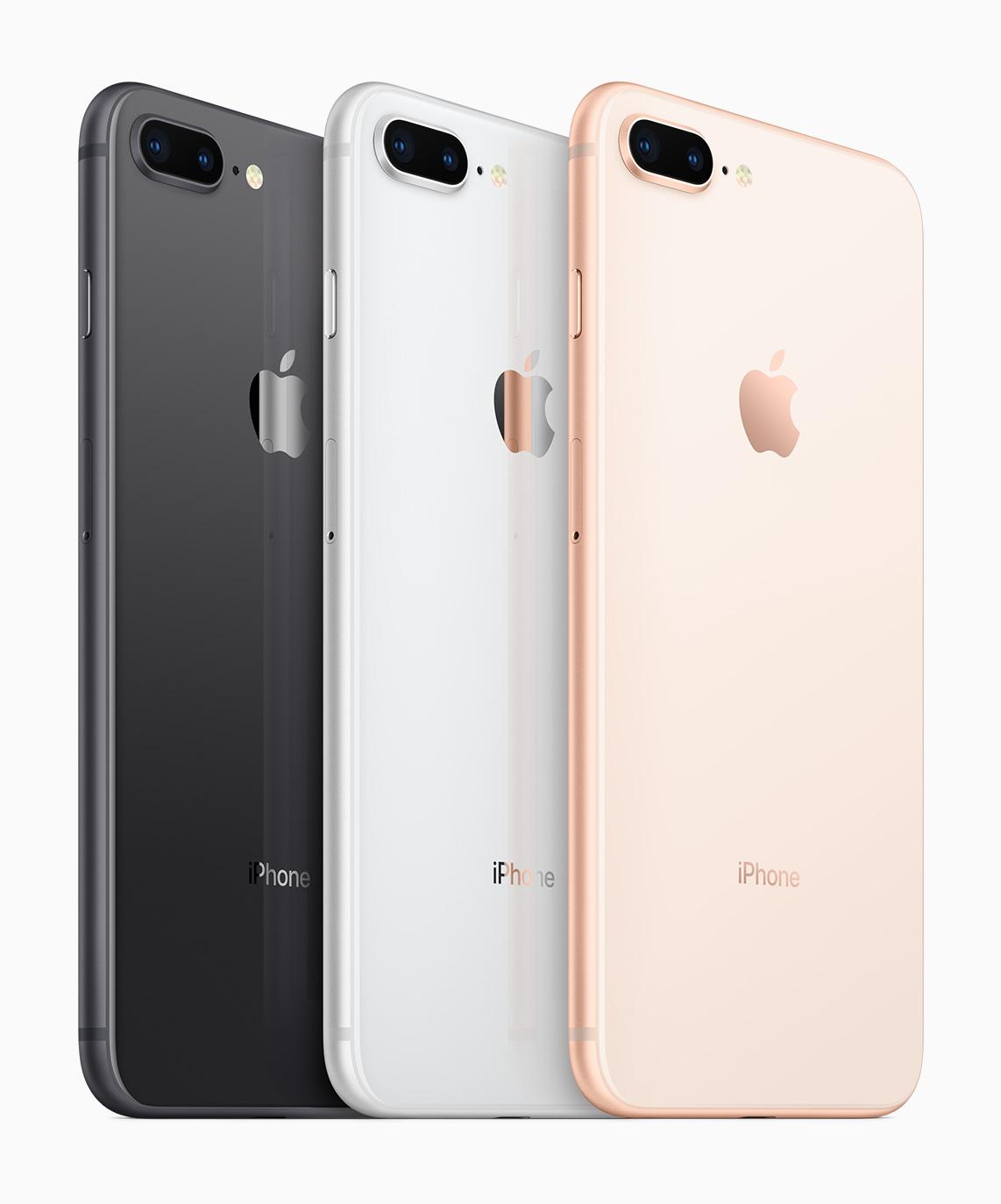گوشی موبایل آیفون 8 پلاس (iphone 8 plus)