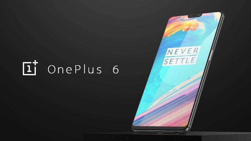 گوشی وان پلاس ۶ (256 گیگ) – OnePlus 6