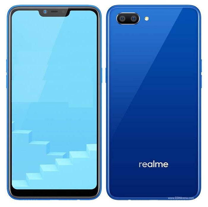 مشخصات فنی گوشی اوپو ریل می سی 1 2019