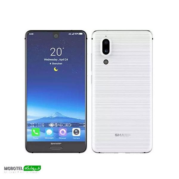 گوشی موبایل Sharp Aquos S2 | مشخصات، قیمت، بررسی، ویژگیها و خرید