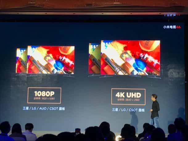 """تلویزیون شیائومی Xiaomi Mi TV 4A 49"""" 2/32GB"""
