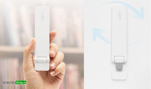 مشخصات، قیمت و خرید تقویت کننده وای فایشیائومی - Xiaomi Mi WiFi Amplifier