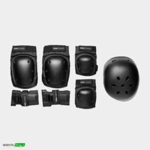 مشخصات، قیمت و خرید ست کامل لوازم محافظ و ایمنی اسکوتر Mi Ninebot Mini Scooter شیائومی