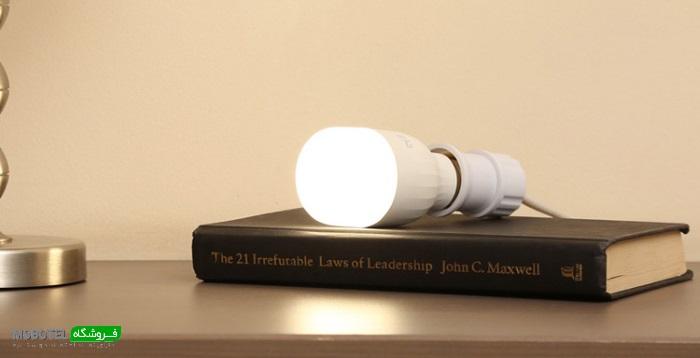 مشخصات، قیمت و خرید لامپ هوشمند شیائومی مدل Yeelight YLDP01YL