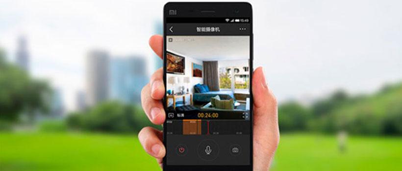 دوربین تحت شبکه نسخه گلوبال - Xiaomi Yi Home Camera