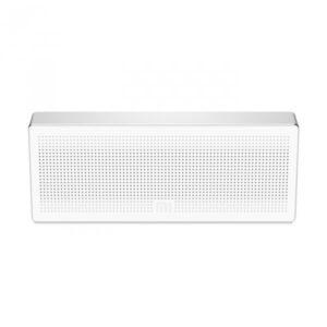 اسپیکر پرتابل بلوتوث  مدل مستطیل – Speaker Square Box 1 White