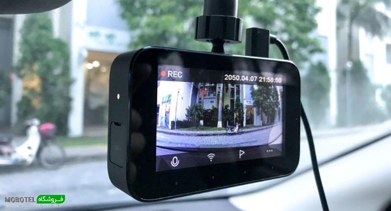 گوشی یی اسمارت دش کم (YI Smart Dash Camera)